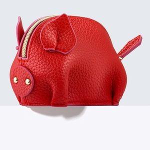 Estée Lauder Lunar year of the pig coin purse